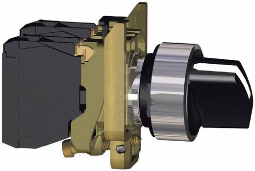Schneider Electric XB4BD25 Keuzetoets Zwart 1 x 90 ° 1 stuks