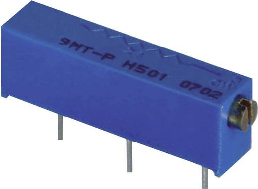 Weltron WEL3006-1-502-LF Spindeltrimmer 22-slagen Lineair 0.5 W 5 kΩ 7920 ° 1 stuks