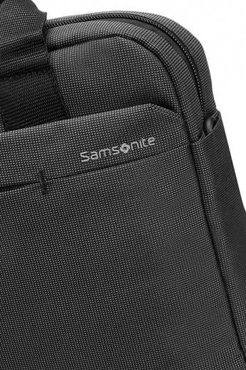 """Samsonite Laptoptas Networtk 2 Geschikt voor maximaal (inch): 40,6 cm (16"""") Steenkool"""
