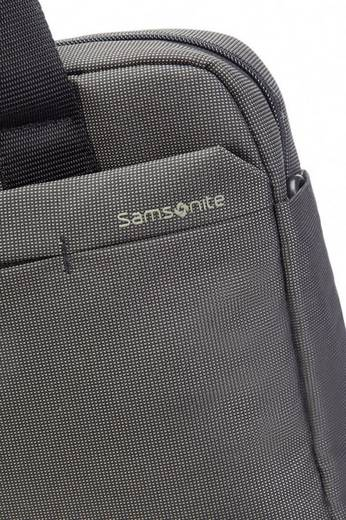 "Samsonite Network2 Laptop Bag laptoptas 44 cm (17,3"") Iron Grey"