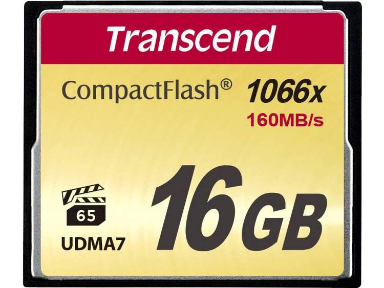 Transcend Ultimate 1066x CF-kaart 16 GB