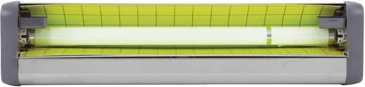 Nectar UV-kleeffolie-insectenvanger 15 W, roestvrij staal Insectenverjager en -vanger Nectar 15 W Insect-o-cutor ZL055