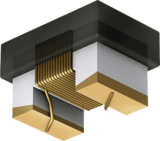 HF-spoel SMD 0805 3300 nH 5.1 Ω 0.12 A Fastron 0805AS-3R3J-01 1 stuks