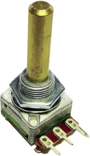 Potentiometer Service GmbH 2162 Draaipotmeter Mono 0.2 W 1 kΩ 1 stuks