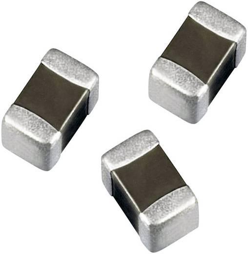 Keramische condensator SMD 0603 2.7 nF 50 V 10 % Samsung Electro-Mechanics CL10B272KB8NNNC 4000 stuks