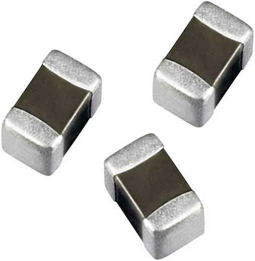 Keramische condensator SMD 1206 100 pF 500 V 5 % Samsung Electro-Mechanics CL31C101JGFNNNE 2000 stuks