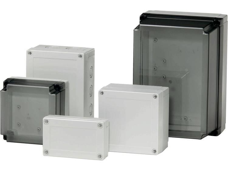 Fibox MNX PC 100/100 HG Installatiebehuizing 130 x 80 x 100 Polycarbonaat, Polyamide Grijs-wit (RAL 7035) 1 stuks