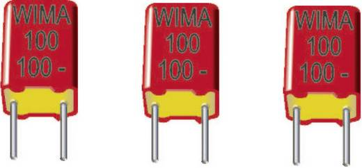 Wima FKP2J002201D00HSSD FKP-foliecondensator Radiaal bedraad 220 pF 630 V/DC 20 % 5 mm (l x b x h) 7.2 x 4.5 x 6 mm 1 s