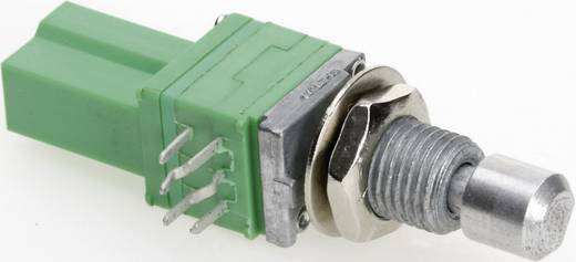 TT Electronics AB P092P-FC25 B-1 KR Geleidend kunststof potmeter Met verzonken as Mono 1 kΩ 1 stuks