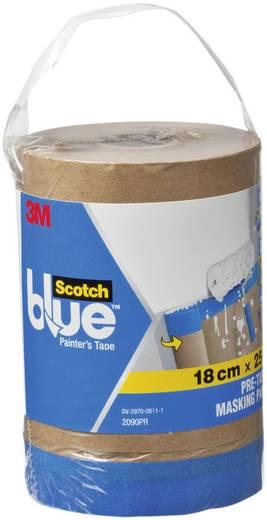 3M ScotchBlue Afdekpapier Bruin (l x b) 25 m x 180 mm Inhoud: 1 stuks