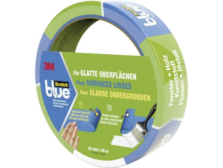 3M™ ScotchBlue™ Schilderstape voor gladde ondergronden 36mm x 25m