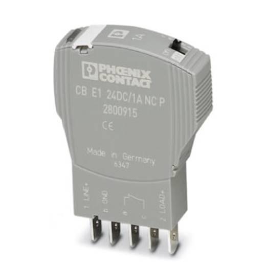 Phoenix Contact CB E1 24DC/4A NC P Beveiligingsschakelaar 240 V/AC 4 A 1x NC 1 stuks