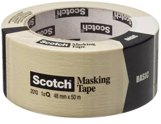 3M Scotch Afdektape Beige (l x b) 50 m x 48 mm Inhoud: 1 rollen