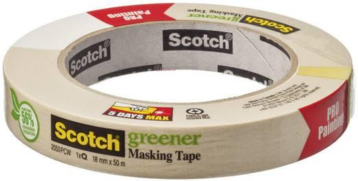 3M Scotch Afdektape Beige (l x b) 50 m x 30 mm Inhoud: 1 rollen
