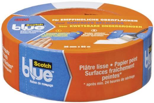 3M ScotchBlue Afdektape Blauw (l x b) 50 m x 36 mm Inhoud: 1 rollen