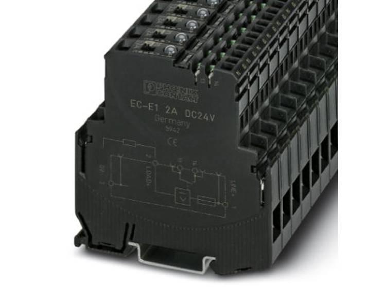 Phoenix Contact EC-E1 0,5 A Aardlekschakelaar EC-E1 0,5 A