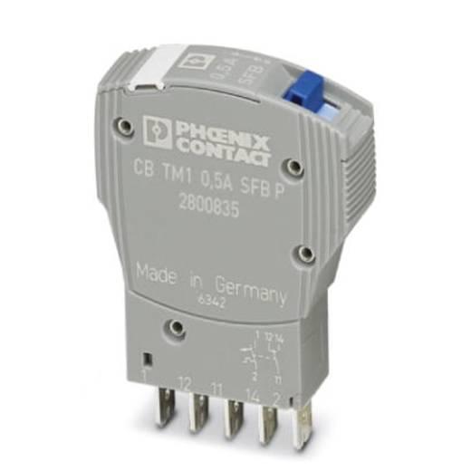 Phoenix Contact CB TM1 0.5A SFB P Beveiligingsschakelaar Thermisch 250 V/AC 0.5 A 1 stuks