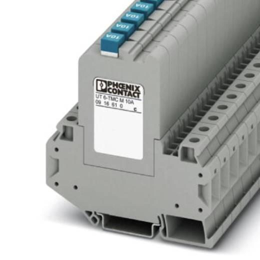 Phoenix Contact UT 6-TMC M 10A Beveiligingsschakelaar Thermisch 240 V/AC 10 A 6 stuks