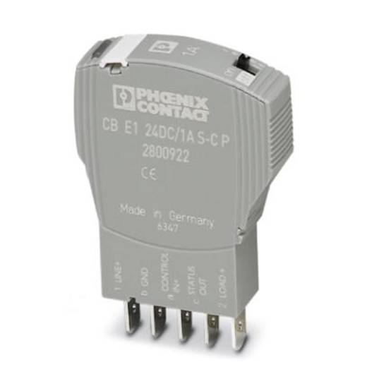 Phoenix Contact CB E1 24DC/4A S-C P Beveiligingsschakelaar 240 V/AC 4 A 1 stuks