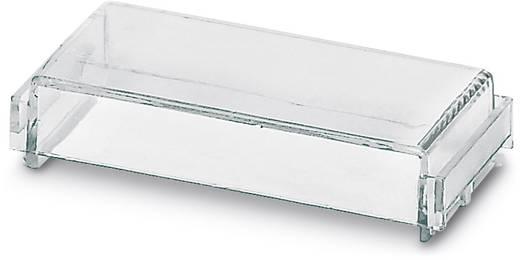 Phoenix Contact EMG 22-H 7,5 mm TRANSPARANT DIN-rail-behuizing afdekking 22.5 x 7.5 10 stuks