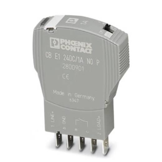 Phoenix Contact CB E1 24DC/4A NO P Beveiligingsschakelaar 240 V/AC 4 A 1x NO 1 stuks