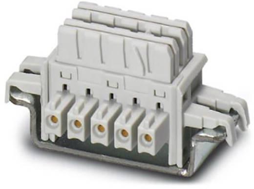 Phoenix Contact ME 6,2 TBUS-2 1,5/5-ST-3,81KMGY DIN-rail verbinder 10 stuks
