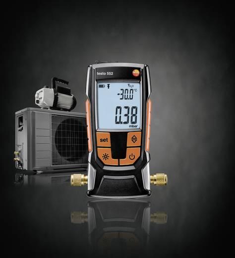 Drukmeter testo 552 Druk, Temperatuur 0 - -26.66 mbar