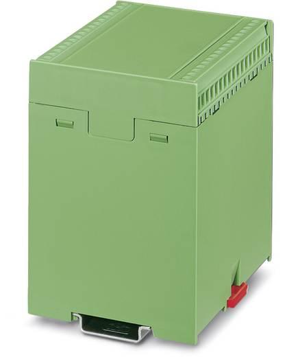 Phoenix Contact EG 90-G/ABS GN DIN-rail-behuizing onderkant Kunststof 10 stuks