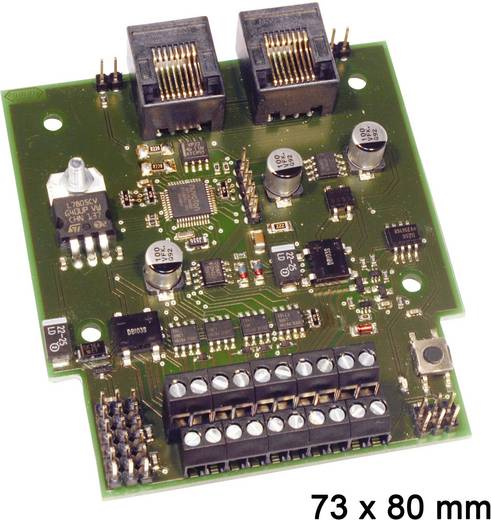 TAMS Elektronik 43-03116-01 0 Multidecoder Module, Zonder kabel, Zonder stekker