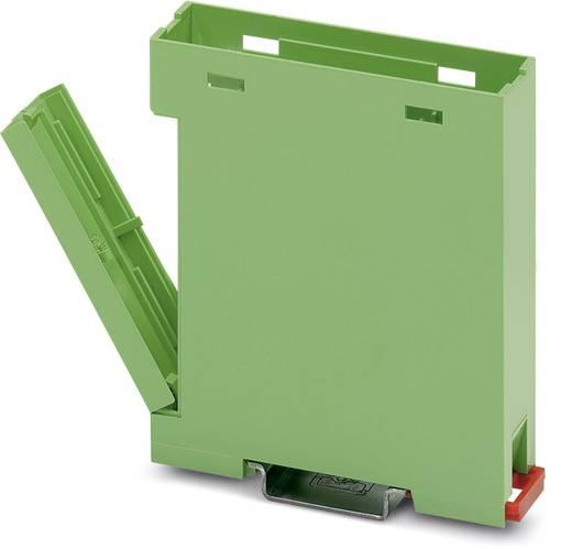 Phoenix Contact EG 22,5-GP/ABS GN DIN-rail-behuizing onderkant Kunststof 10 stuks