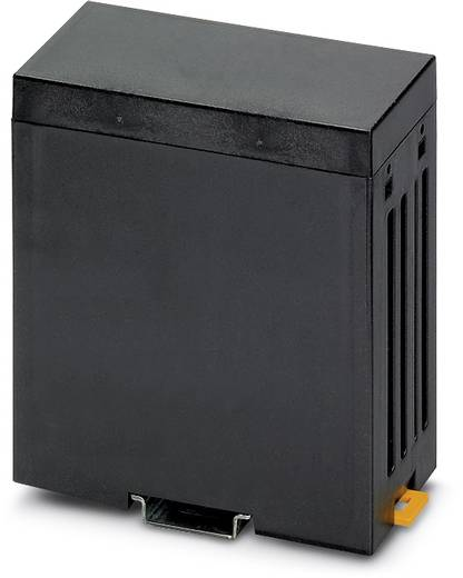 Phoenix Contact CM 50-LG/H 12,5/BO BK DIN-rail-behuizing Kunststof 5 stuks