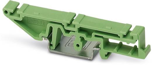Phoenix Contact UM 72-FE DIN-rail-behuizing voet Kunststof 10 stuks