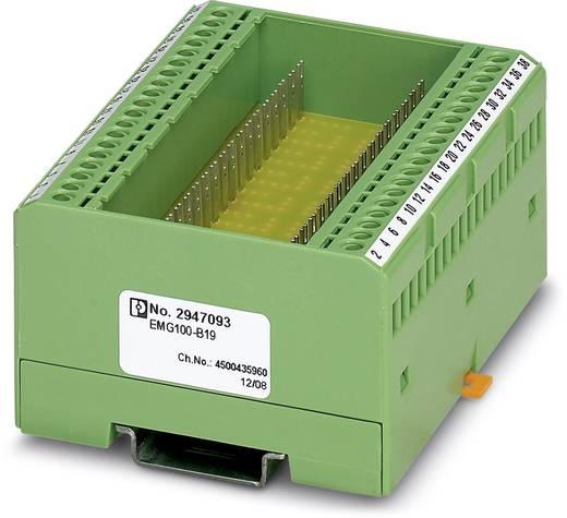 Phoenix Contact EMG100-B19 DIN-rail-behuizing Kunststof 2 stuks