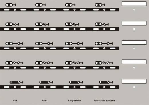 Uhlenbrock 69093 Track-Control seinsymbolen