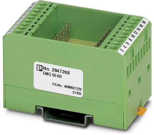 Phoenix Contact EMG 50-B9 DIN-rail-behuizing Kunststof 5 stuks