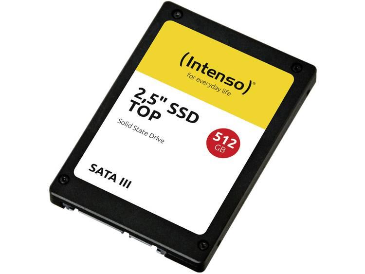 Intenso 512GB SSD SATA3 Top (3812450)