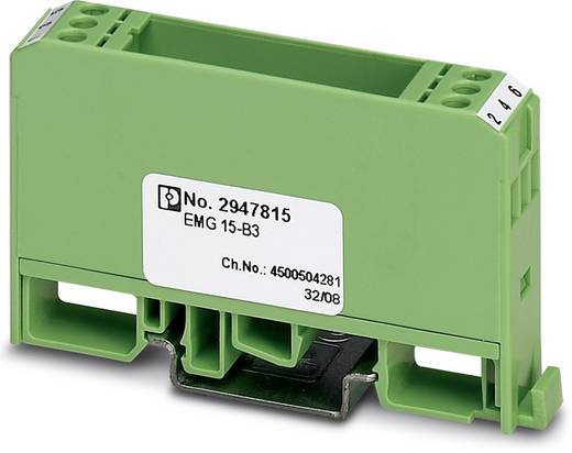 Phoenix Contact EMG 15-B3 DIN-rail-behuizing Kunststof 10 stuks