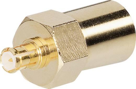 BKL Electronic 0416310 FME-stekker - MCX-adapter MCX-stekker 1 stuks