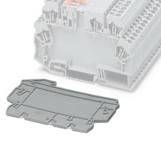 Phoenix Contact D-STTCO 2,5 GY DIN-rail-behuizing zijkant Kunststof 50 stuks