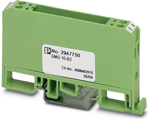 Phoenix Contact EMG 10-B2 DIN-rail-behuizing Kunststof 10 stuks