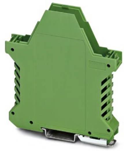Phoenix Contact ME 17,5 UT/FE GN DIN-rail-behuizing onderkant Polyamide 10 stuks