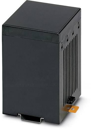 Phoenix Contact CM 90-LG/H 12,5/BO BK DIN-rail-behuizing Kunststof 4 stuks