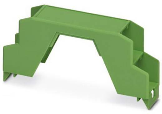 Phoenix Contact ME 22,5 OT-MSTBO GN DIN-rail-behuizing bovenkant 38.5 x 22.5 Polyamide Groen 10 stuks