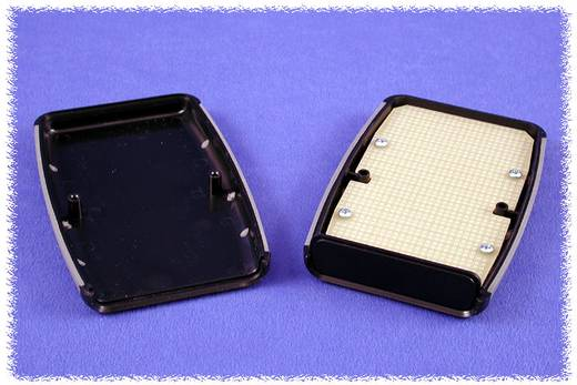 Hammond Electronics 1553BPCB Printplaat Epoxide (l x b) 109.2 mm x 71.1 mm Rastermaat 2.54 mm Inhoud 1 stuks