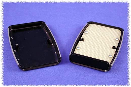 Hammond Electronics 1553DBPCB Printplaat Epoxide Rastermaat 2.54 mm Inhoud 1 stuks