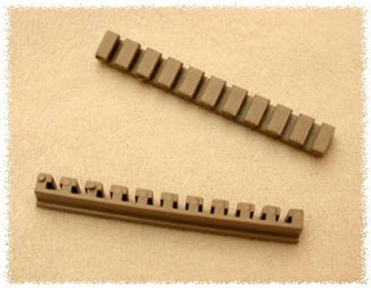 Hammond Electronics 1591Z6 Printplaatverbinder ABS 6 stuks
