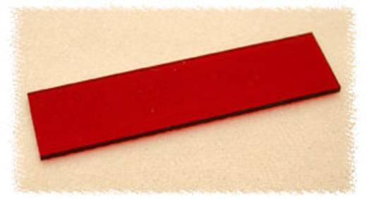 Hammond Electronics 1593DIR10 Infraroodplaat Polycarbonaat Rood 10 stuks