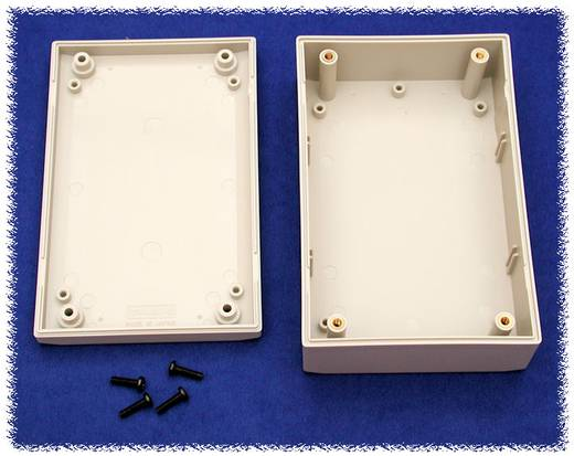 Hammond Electronics 1597X Universele behuizing 140 x 90 x 45 ABS Grijs 1 stuks