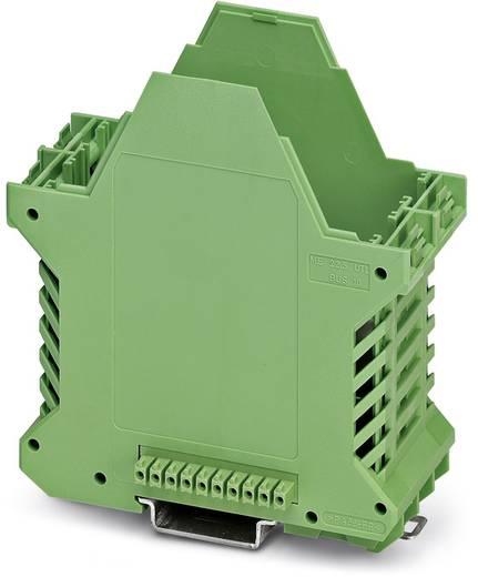 Phoenix Contact ME 45 UT/FE BUS/10 GN DIN-rail-behuizing Polyamide 10 stuks