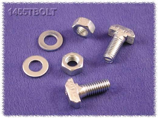Hammond Electronics 1455TBOLT Bevestiginsschroef Staal Zilver 2 stuks